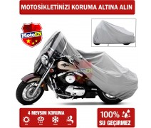 Falcon Magic 100 Örtü,Motosiklet Branda 020A061
